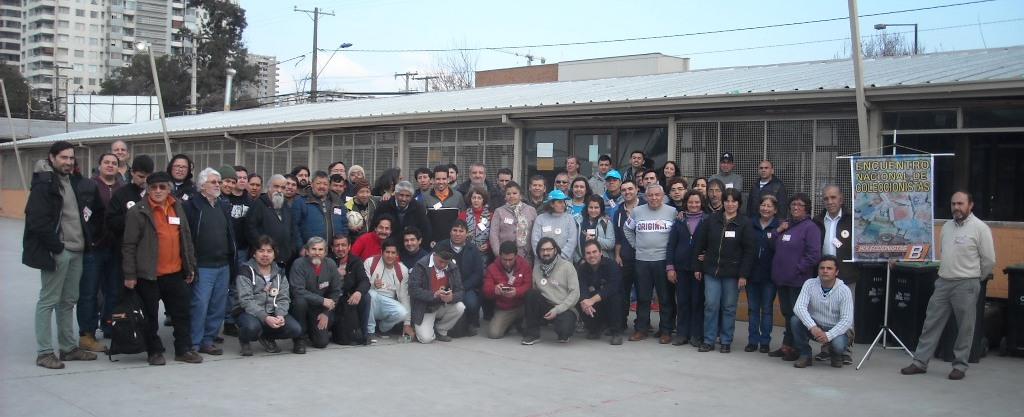 10º Encuentro Nacional de Coleccionistas de Boletos