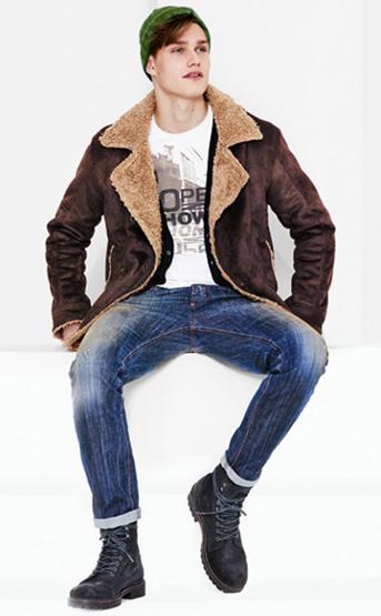 ropa hombre otoño invierno 2011 2012