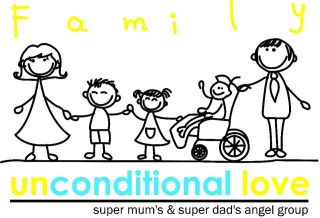 Super Mum's & Super Dad's Angel