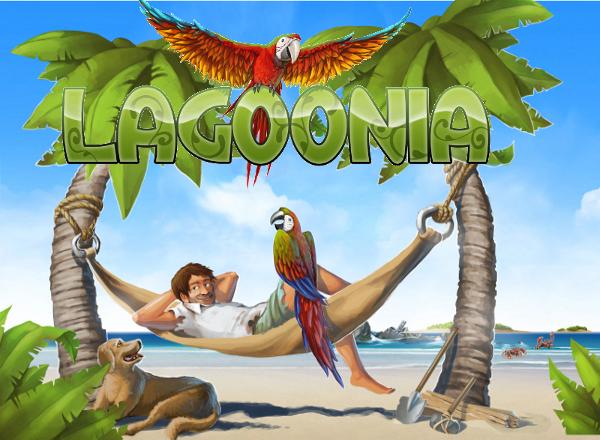 Lagoonia un gioco free ambientato in un isola deserta