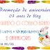 Promoção de Aniversário de 03 anos do blog Seguindo o Coelho Branco