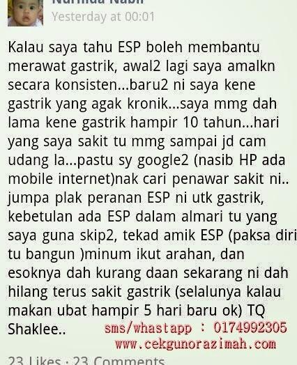 ESP & Gastrik