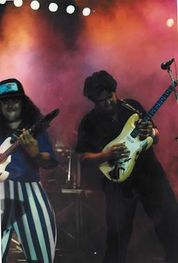 Rock del Zaidín con JL Pizarro....