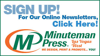 Minuteman Press Las Vegas West, printing