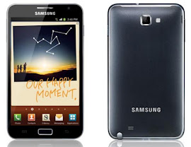 Samsung Android Galaxy Note
