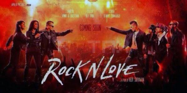 Lirik Lagu Kotak - Rock N Love