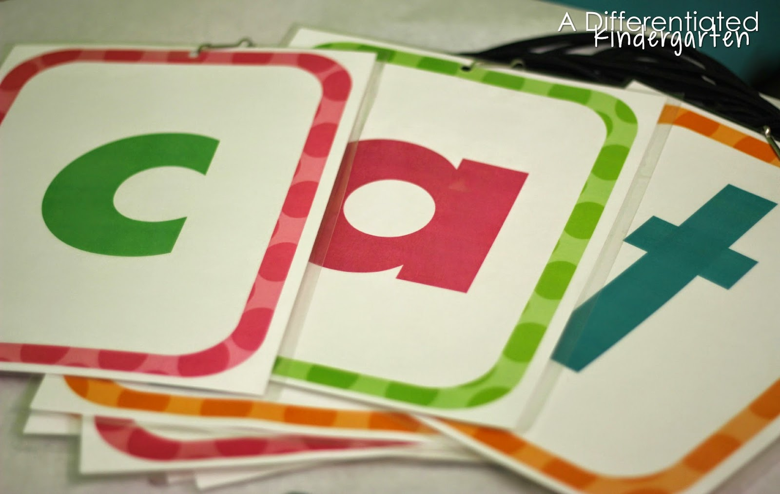 Free making words placards