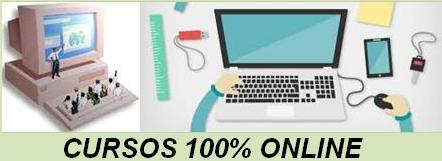 Cursos 100% Online
