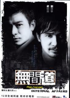 Phim Vô Gian Đạo - Infernal Affairs [Vietsub] Online