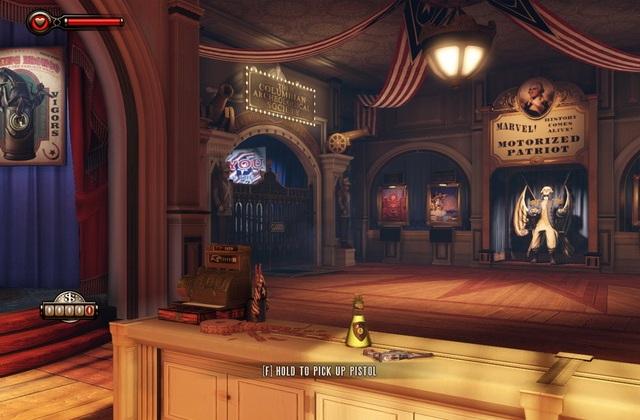 Bioshock Infinite GOTY PC Games Gameplay