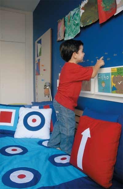 Ideas de donde colocar los objetos de los ni - Organizar habitacion ninos ...