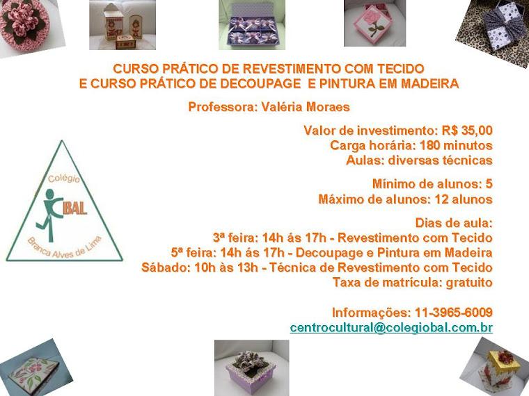 Curso de Pintura e Revestimento - Madeira e MDF
