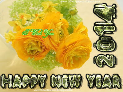 Latest Happy New Year 2014 Greeting Cards