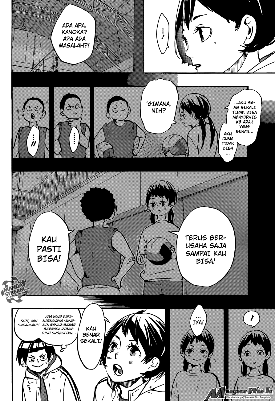 Haikyuu!! Chapter 248-4