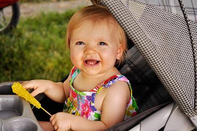 Brinley Baby Summary: 52 Weeks Old