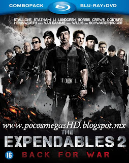 Los MerCenarios 2 [Brrip 720p] [Audio Dual] [1.09 gb.] [2012] ()