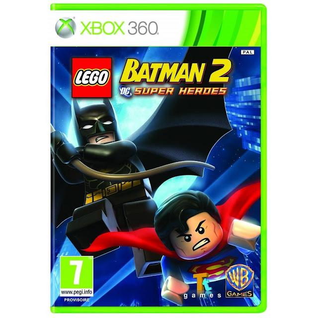 Xbox 360 Lego Batman Muuia   Party Invitations Ideas