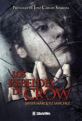 rebeldes crow javier