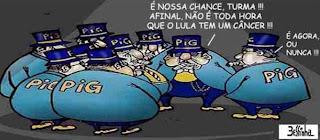 reunião do pig SUS contra o Presidente Lula e o SUS