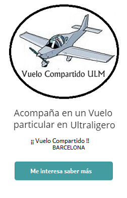 VUELO COMPARTIDO ULM