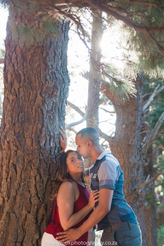 DK Photography CCD_1641 Preview ~ Melissa & Garth's Engagement Shoot in Suikerbossie Forest & Llandudno Beach  Cape Town Wedding photographer