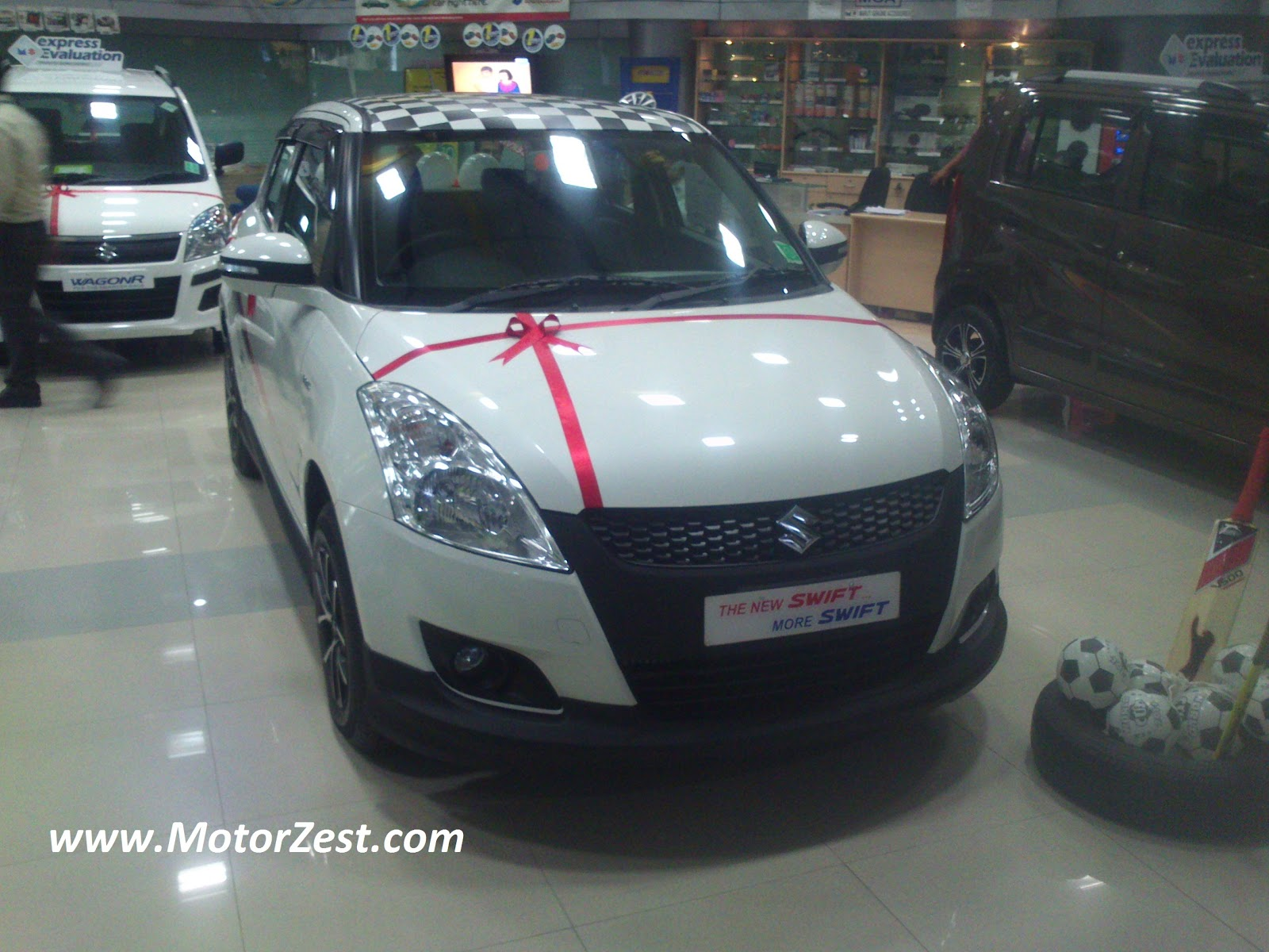 Limited Edition Maruti Suzuki Swift Special Edition Only