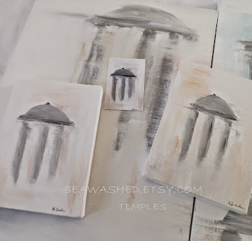 New Paintings~Temples