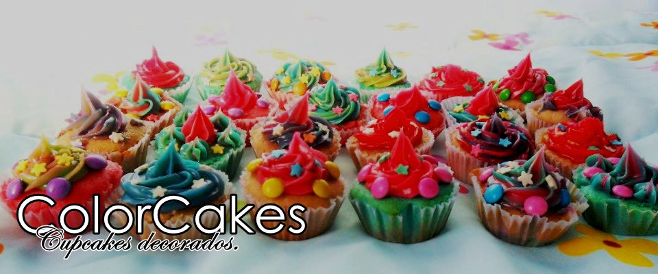Color Cakes