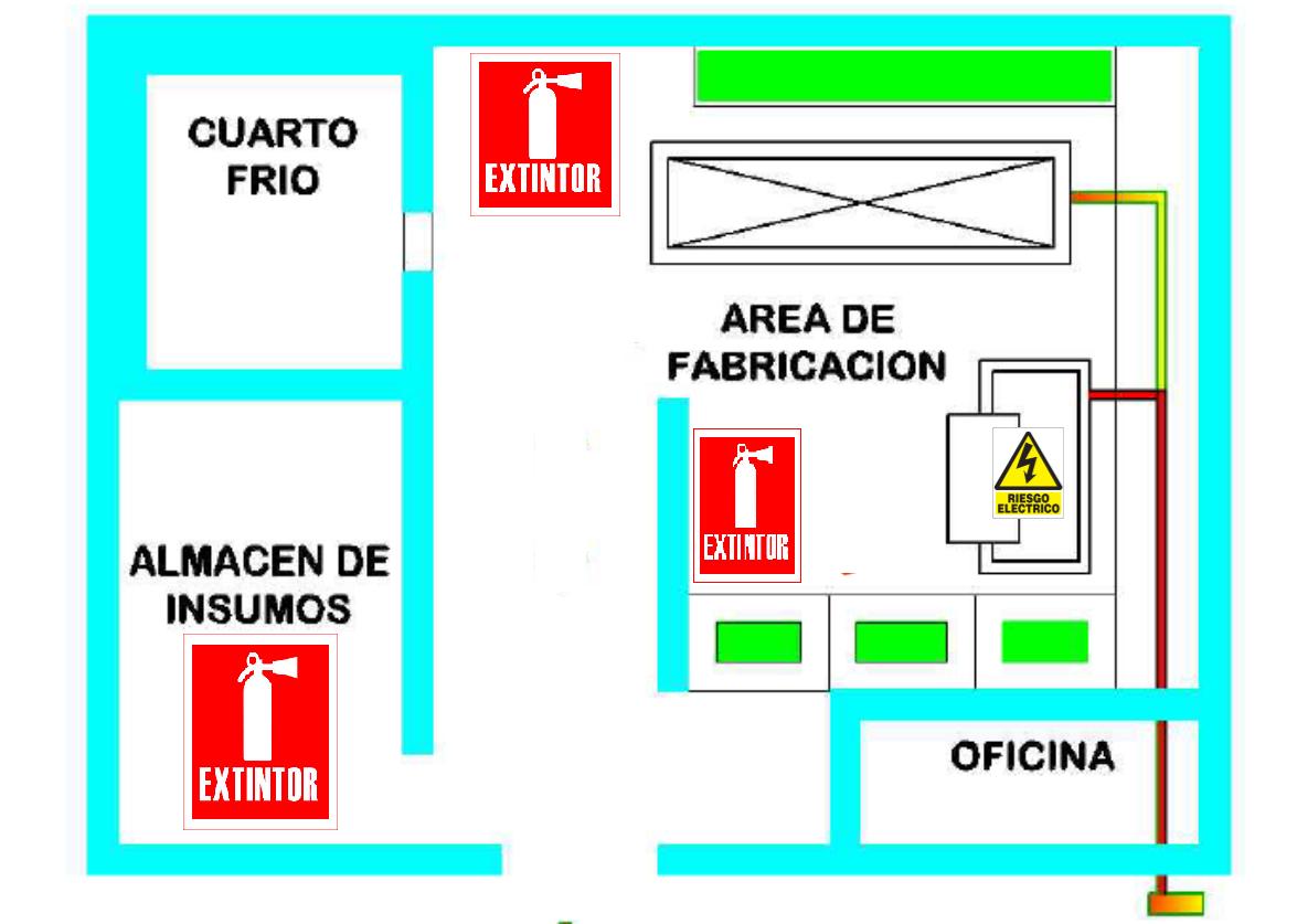 Lacteos san pablo noviembre 2014 for Ubicacion de las oficinas