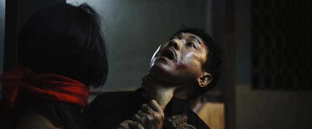 Vietnamese Horror Movie - Conjuring Spirit Movie Still