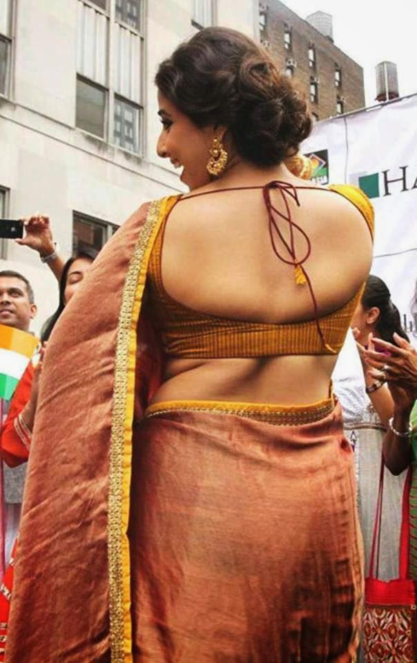 vidya balan in saree images