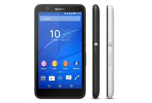 مواصفات وأسعار ومميزات وعيوب هاتف سوني Xperia E4 Dual