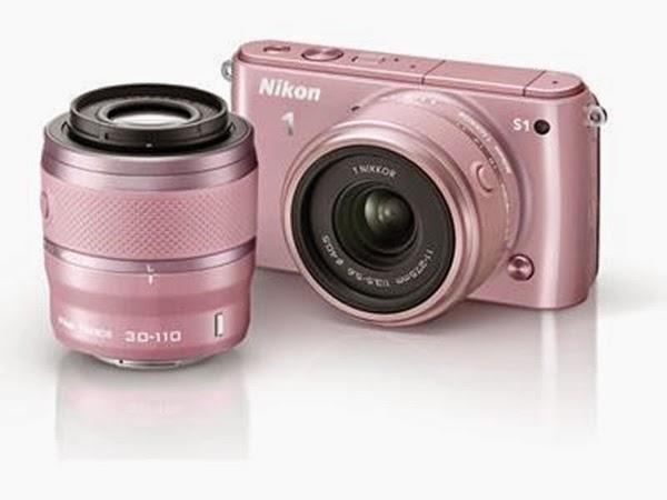 Harga dan Spesifikasi Kamera Nikon 1 S1