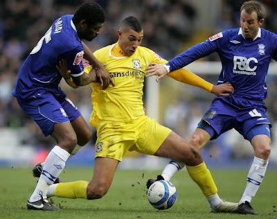 Watch Birmingham City vs Cardiff City Live Stream English League Championship 01 January 2013