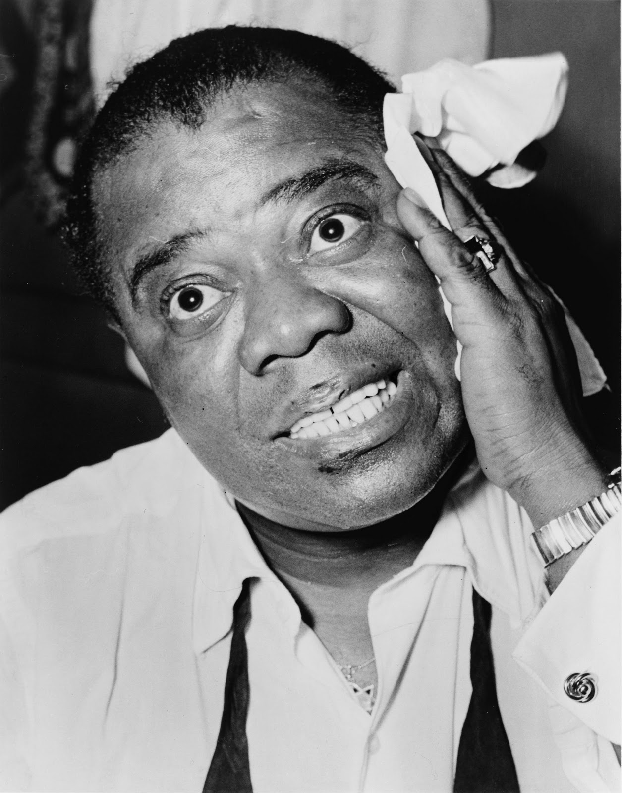 Image Result For Louis Armstrong Wonderful