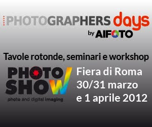 Photographers Days al Photoshow 2012