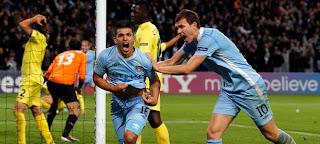 Resultado Partido Villarreal Vs Manchester City