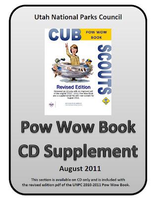 Pony Express District Cub Scouts: UNPC 2010 Pow Wow Book & 2011 ...