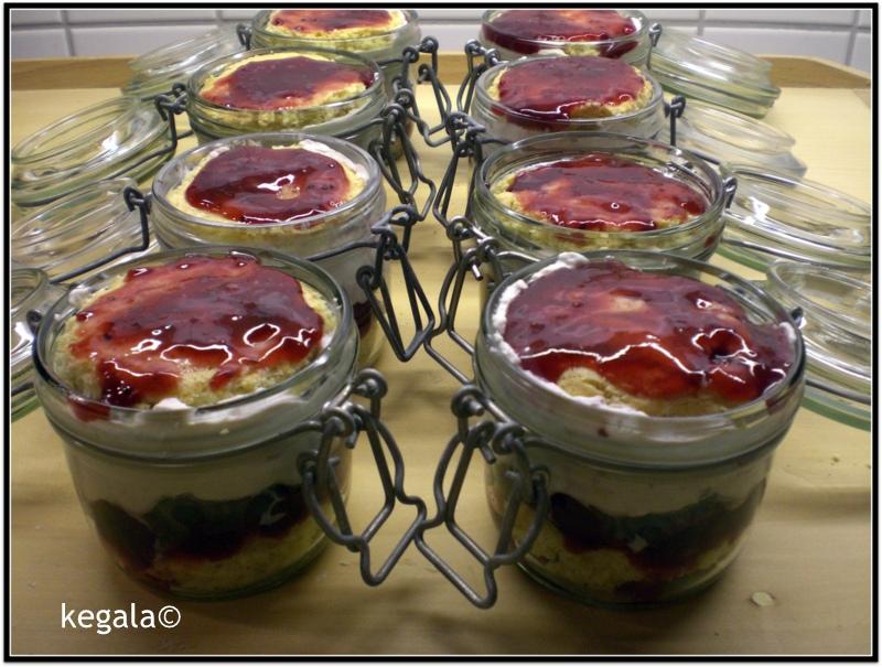 kk kegala kocht heidelbeer kuchen aus dem glas. Black Bedroom Furniture Sets. Home Design Ideas
