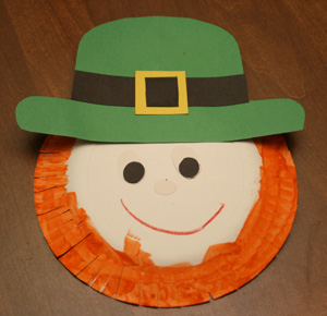 st patrick day crafts for preschoolers
