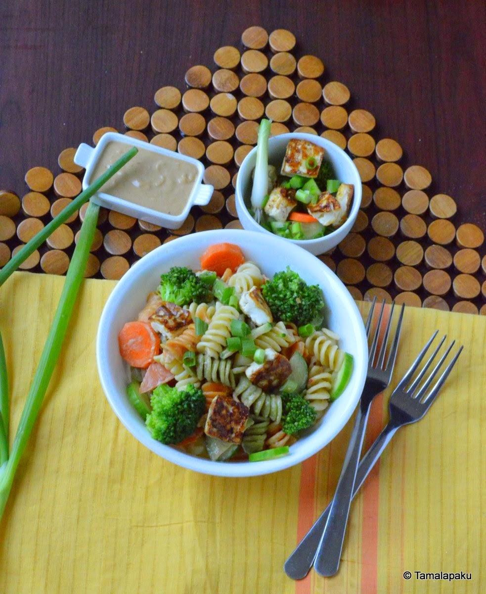 Asian Rotini Salad