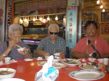 新屋港聚餐 2012/9/13