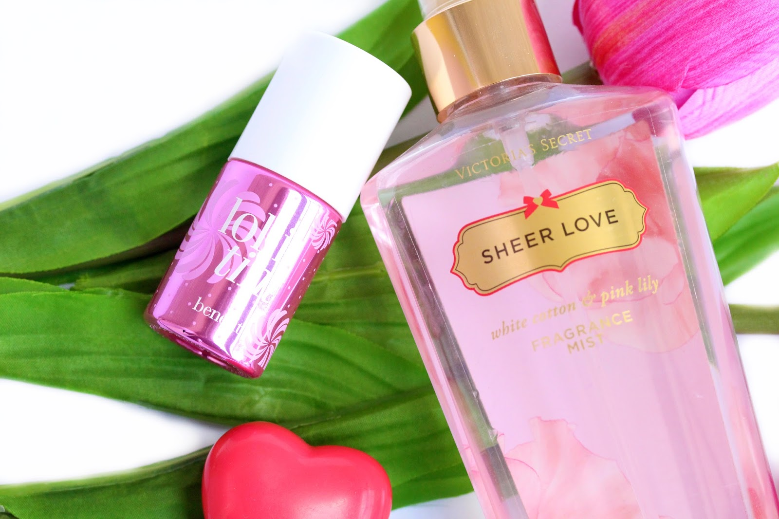 My Valentine's Day Beauty Picks
