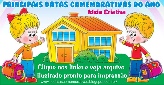As principais Datas Comemorativas do Ano