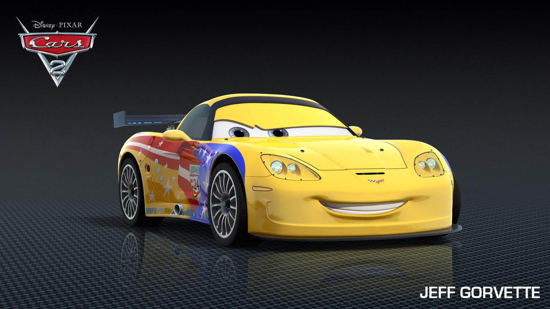 Disney Soul: Pixar presenta a Darrell Cartrip y Jeff Gorvette, de Cars 2