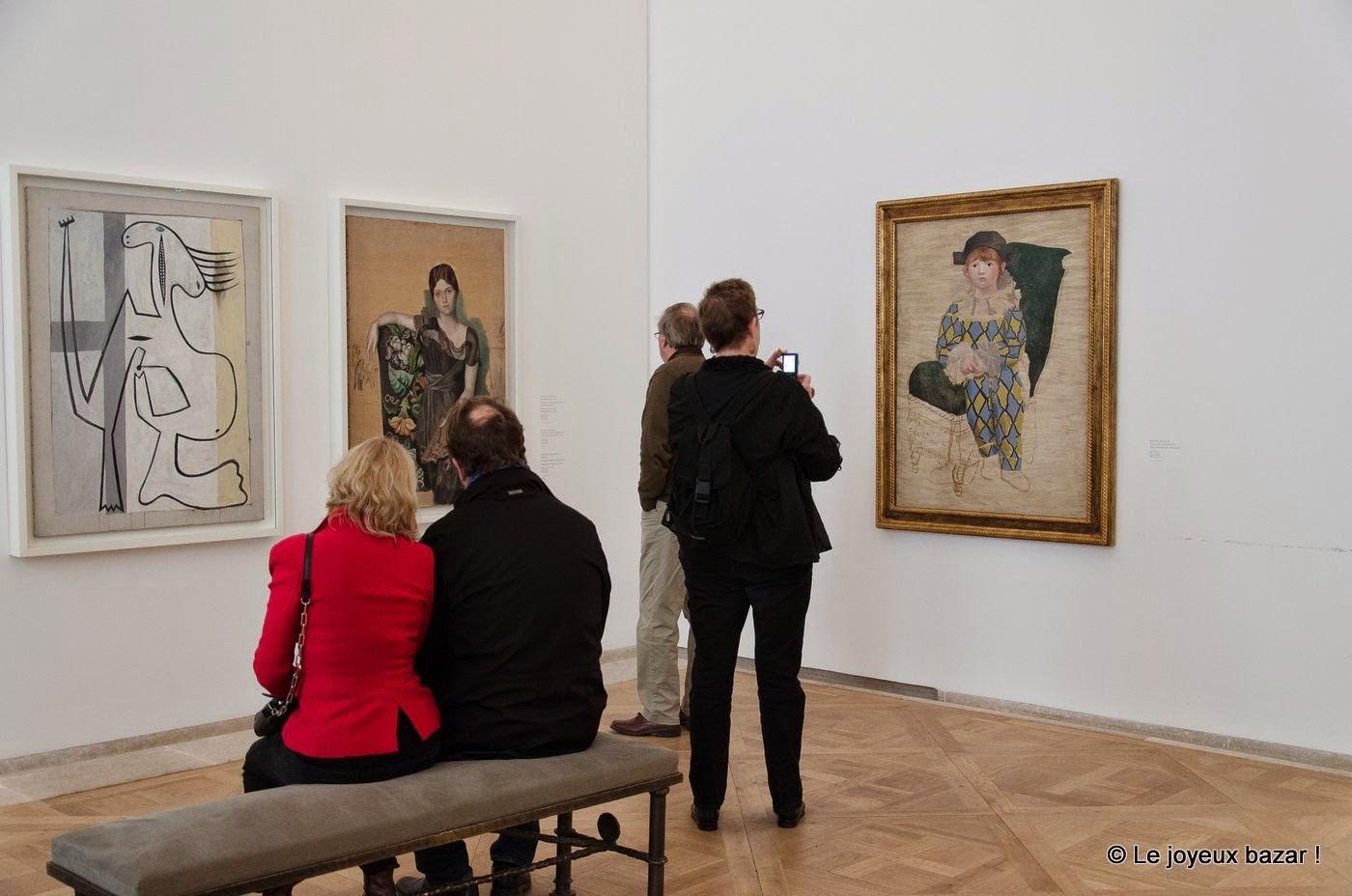 Paris - musée Picasso