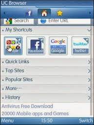Tải uc browser cho java