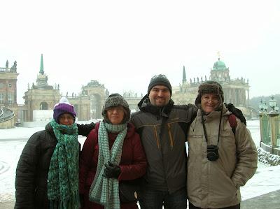 Palacio nuevo (Neues Palais) de Potsdam, Alemania, round the world, La vuelta al mundo de Asun y Ricardo, mundoporlibre.com