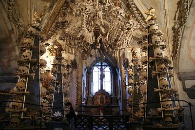 El Osario de Sedlec en la Republica Checa - que visitar