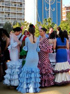 Feria de Sevilla 2011 - Quedamos en la Portada
